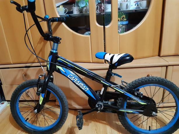 Vand bicicleta copii roti de 16 inch