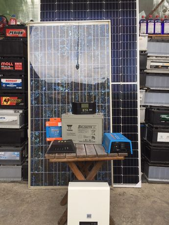 ПРОМО!!! К-т соларна система ТОП ЦЕНА