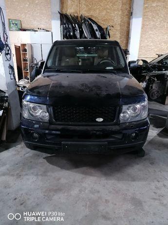 Dezmembrez Land Rover Range Rover Sport 2.7 diesel 140kw an 2007