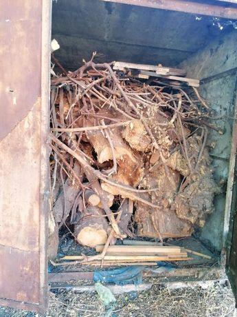 Продам сухой лес на дрова