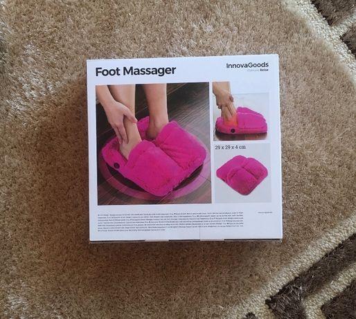 Foot Massager InnovaGoods Wellness Relax