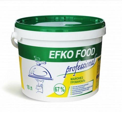 """Майонез """"Efko"""", объем 10 литров. 8300 тнг"""