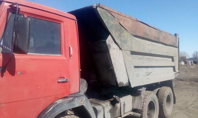 Вывоз строй мусора,грави,песок,шлак,отсев ,глина ,доставка угля