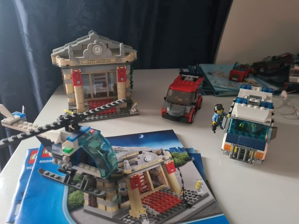 Lego набор  конструктор 60008