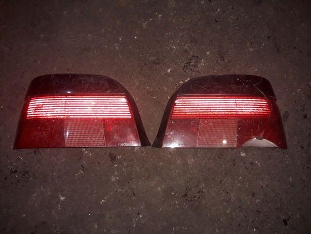 задние фонари е39