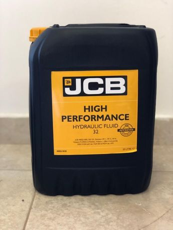 Ulei hidraulic High Performance 32 JCB [20L]