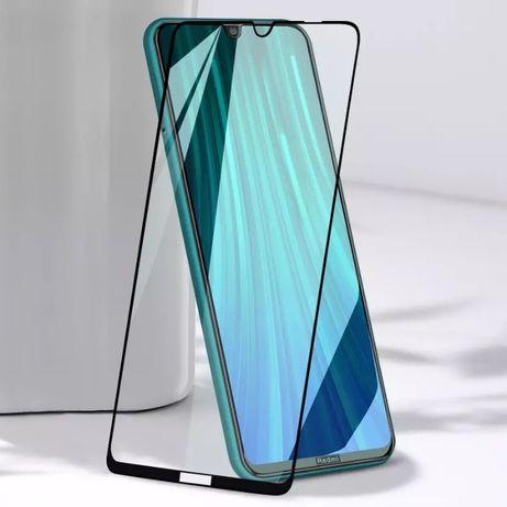Folie sticla 9D FULL GLUE pt Xiaomi Redmi Note 8 , Note 8T