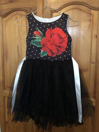 Детска официална рокля