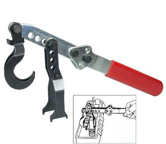 Скоба за подмяна пружините на клапаните на OHV/OHC двигатели, 50117