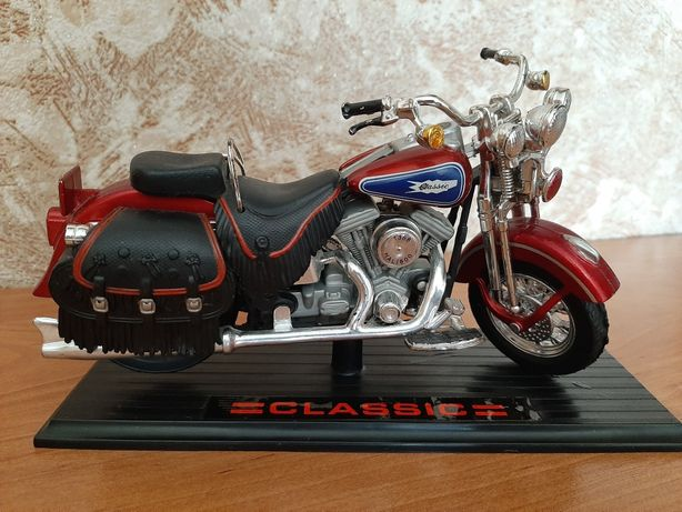 Коллекционный мотоцикл