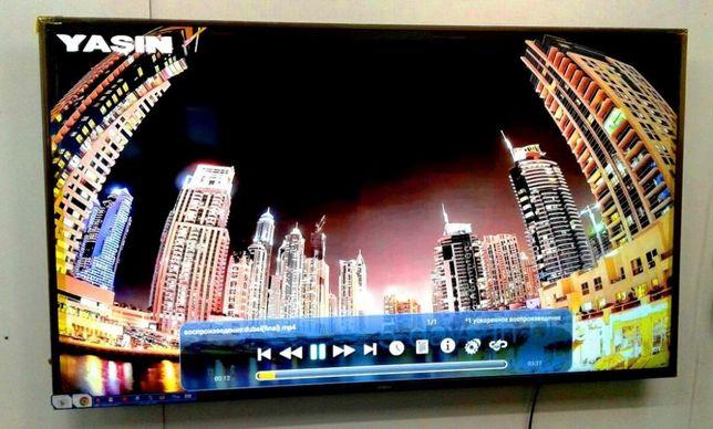 Телевизор 32 (82 см.) Yasin smart tv. Доставка бесплатно! Самгар-Тау!