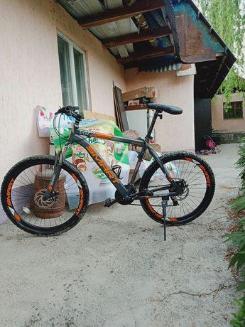 Велосипед горный скоростной