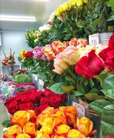 Сдаётся цветочный бутик