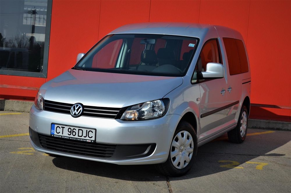 VW Caddy Life Bucuresti - imagine 1