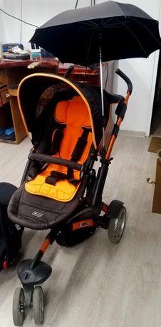 Детска количка ABC Design 3-Tec и столче за кола ABC design