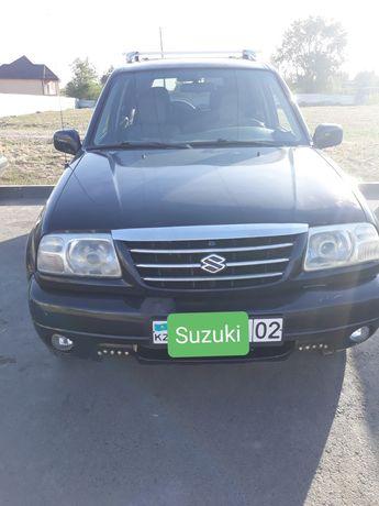 Suzuki xl7 2002гв