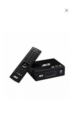 Media player AVS HD-R1 TV Network Media Player FULLHD, HDMI