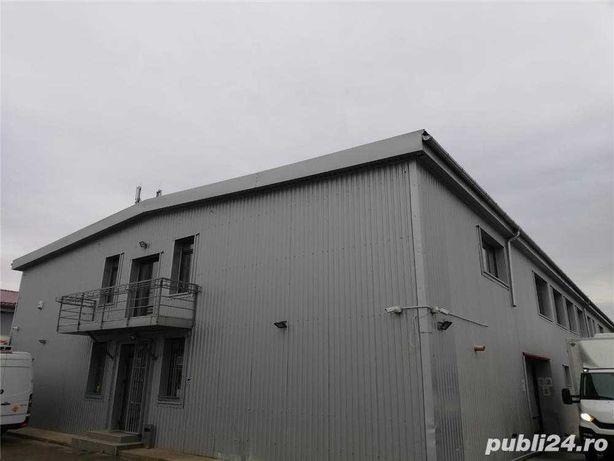 Spatii industriale cladiri birouri + depozite/productie proprietar
