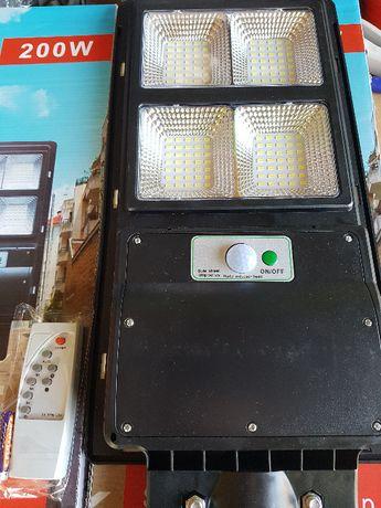 Model 200 watt cu 4 reflectoare la pret -- 130 lei ...