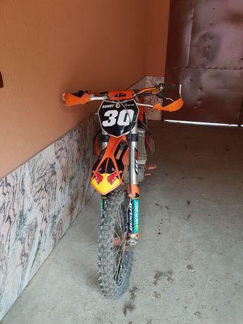 Motocicleta KTM 450