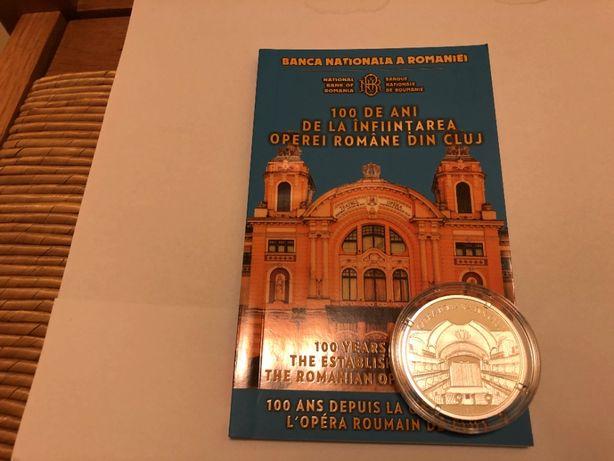 100 de ani de la înființarea Operei Române din Cluj