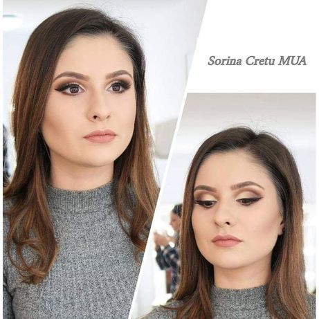 Make-up/Machiaj profesional Brașov