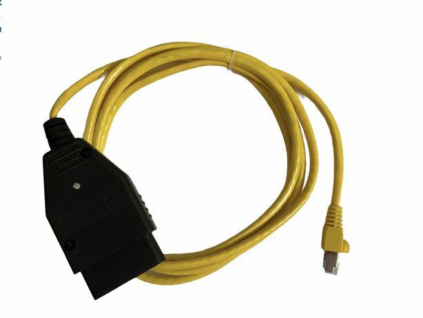Cablu diagnoza BMW seria F, G, I ENET Ethernet E-SYS ICOM, ISTA, OBD 2