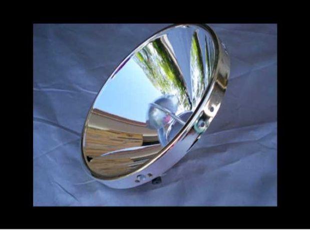 Реставрация отражателей фар зеркальное хромирования ,чистка полировка