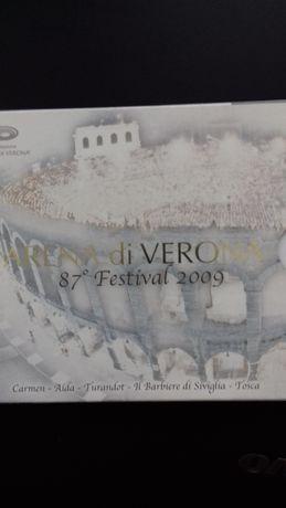 Арена ди верона-фестивал 2009 г.