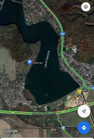 Vand teren Lac Cernica, sat Caldararu 1000 mp
