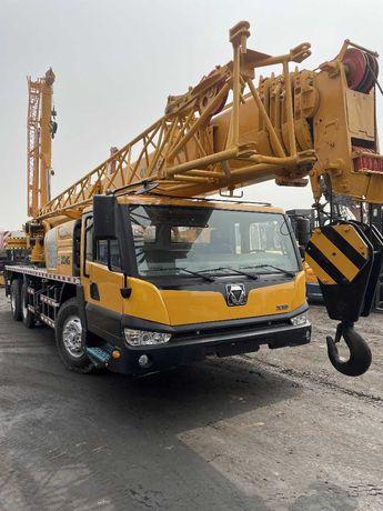 Автокран XCMG QY25K5 2018 года 25 тонник