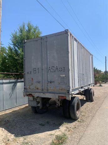 Продам прицеп контейнер