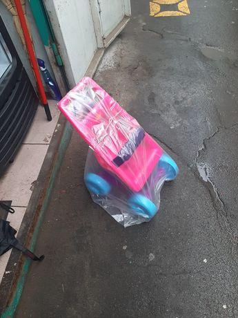 Коляска пластмассовый для кукол