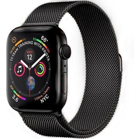 Milanese Apple Watch каишка метална iWatch +подарък кейс