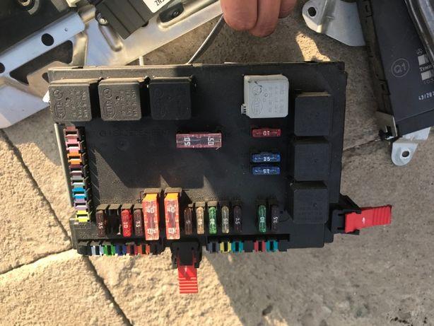 Calculator Mercedes w221 S Class baterie auxiliara releu