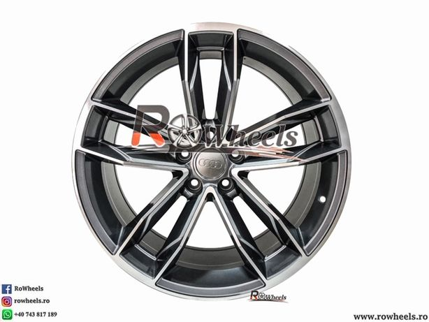 Jante Audi19 R19 Model 2018 A2 A3 A4 A5 A6 A7 A8 Q3 Q5 AUDI RS A6 RS