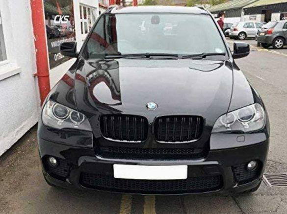BMW X5 на части 2008 г