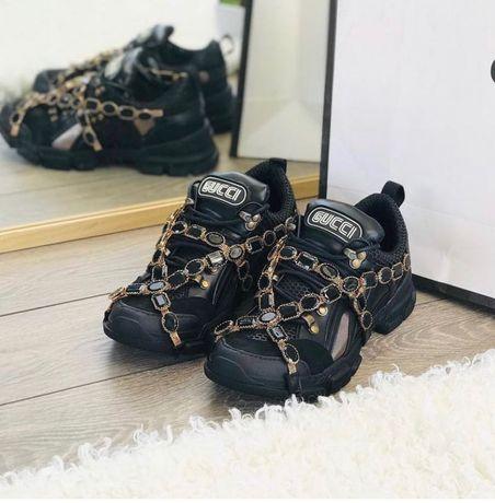 Pantofi Gucci  model nou