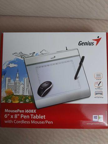 Tabletă Grafică Genius MousePen i608X
