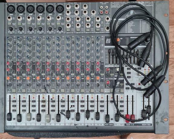 Продам Микшерный пульт Behringer XENYX X1832USB(кызылорда)