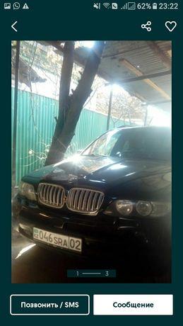 Обменяю BMW X5 e53 на жилье
