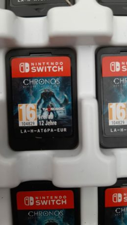 Nintendo switch Chronos: Before the Ashes
