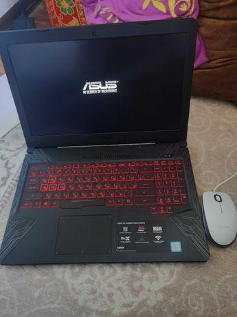 Игровой Ноутбук Asus TuF Gaming i5 8 потоков gtx 1060 6gb