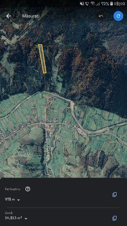Vand teren extravilan 18515 mp