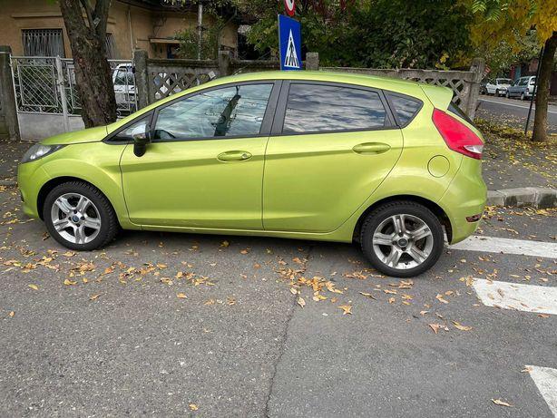 Ford Fiesta benzina 1.4 , 95 CP, 84.500 KM
