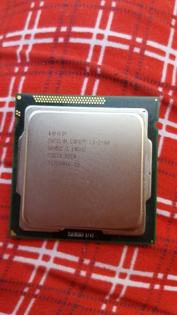 Vand procesor intel core i3 2100 3.10ghz+cooler