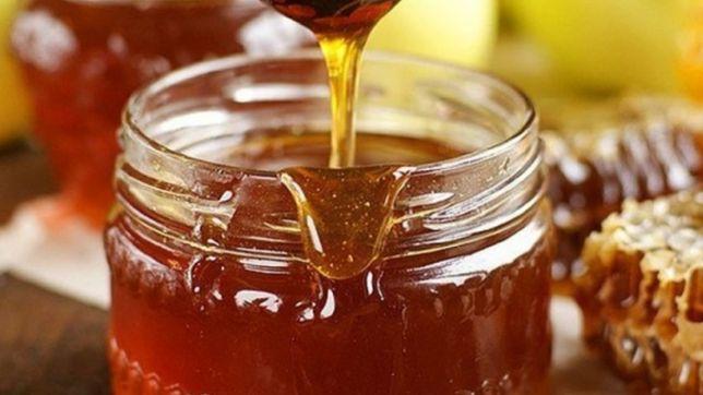 Оптом продаётся свежий мёд (разнотравье )