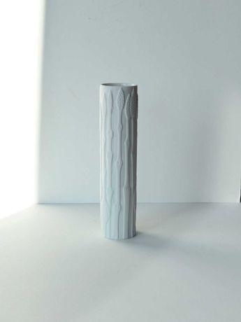 Vaza decor Thomas Rosenthal portelan biscutie rara alba