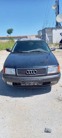 Ауди 100 А6 2.0Е 137к.с на части / Audi 100 A6 2.0E 137hp na chasti