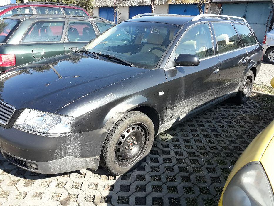 Dezmembrez Audi A6 Avant, 2,5 TDI/AKN, cutie tiptronic ETZ, negru/LZ9W Targu-Mures - imagine 1